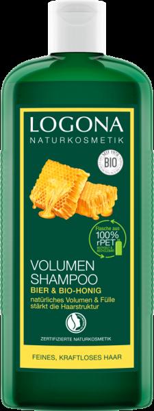 LOGONA Volumen Shampoo Bier & Bio-Honig 500ml