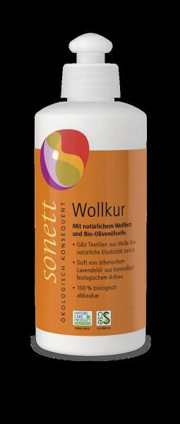 sonett Wollkur, 300ml