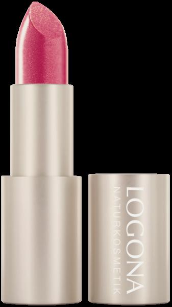 LOGONA Lipstick no. 04, Hibiscus