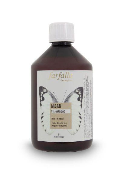 Farfalla Argan Bio-Pflegeöl, 500ml