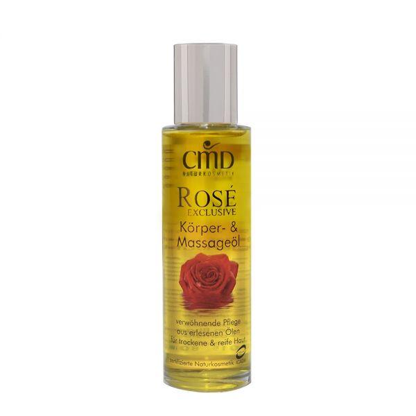 CMD Rosé Exclusive Körper- & Massageöl, 100ml