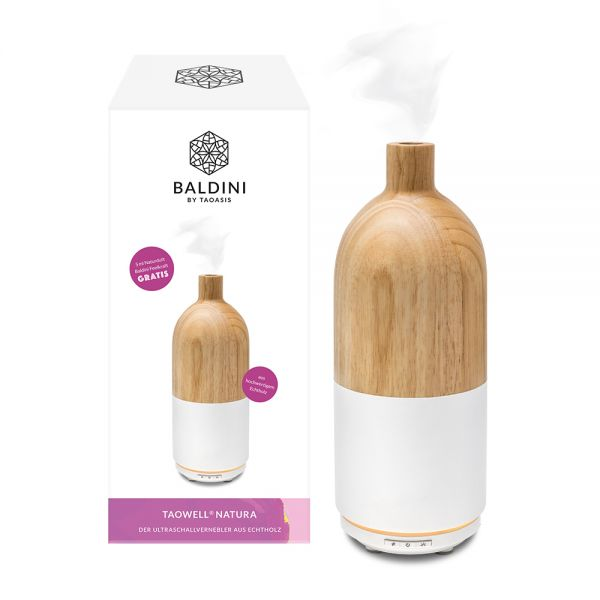 Baldini by Taoasis Aroma-Vernebler TaoWell NATURA, incl. Duftmischung!