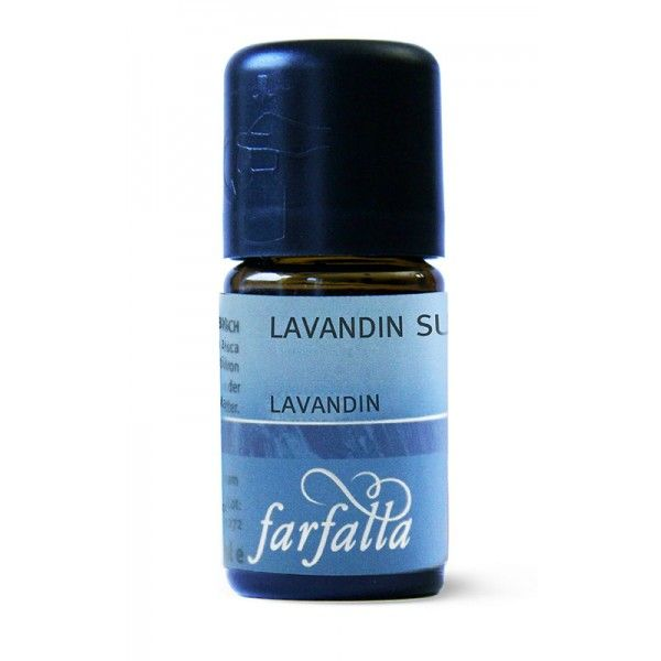 FARFALLA Lavandin super bio, 10ml