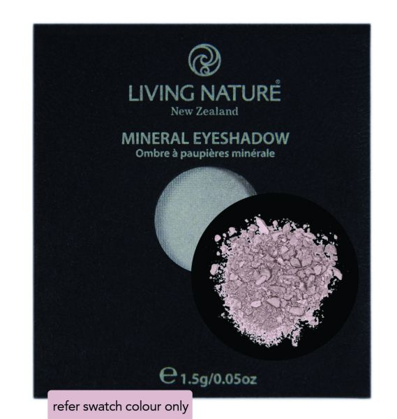 Living Nature EYE SHADOW SHELL schimmern.hellbraun, 1,5g