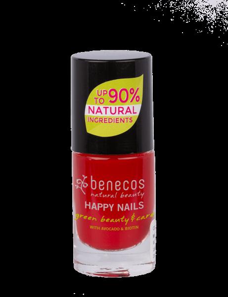BENECOS Nail Polish - vintage red