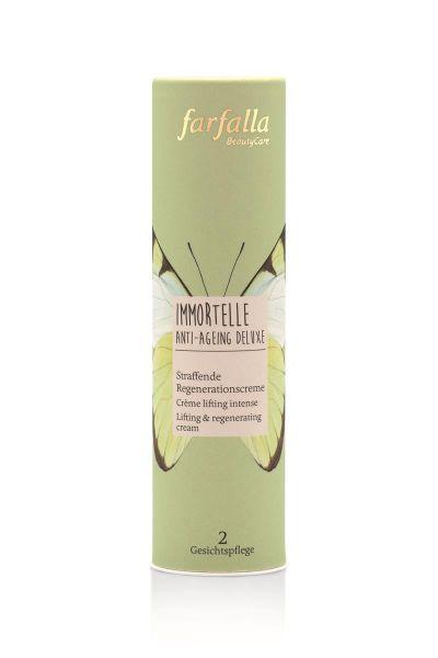 Farfalla Immortelle Anti Ageing Deluxe, Straffendes Augenserum Roll-on, 10ml