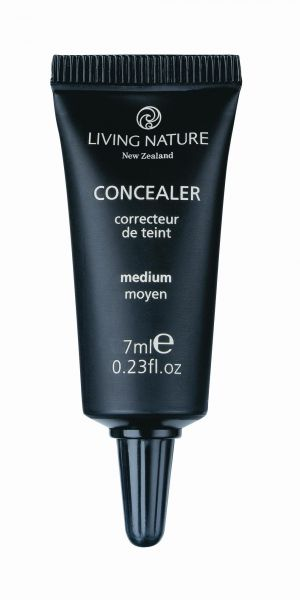 Living Nature Concealer MEDIUM, 7ml