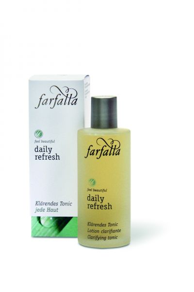 farfalla Daily Refresh, Klärendes Tonic 80ml