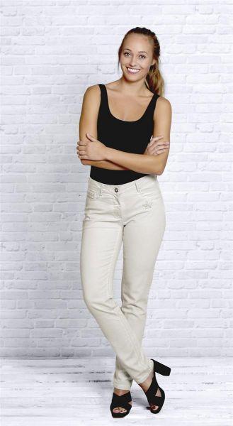 The Spirit of OM Jeans Hose aus BioBaumwolle in verschiedenen Farben S - XL!