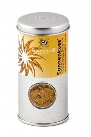 SONNENTOR Sonnenkuss Gewürz-Blüten-Zubereitung kbA, Streudose 40g