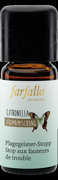 Farfalla Abwehrkraft Citronella Plagegeister Stopp Aromamischung, 10ml