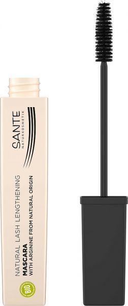 SANTE Natural Lash Lengthening Mascara 01 Black, 8mll