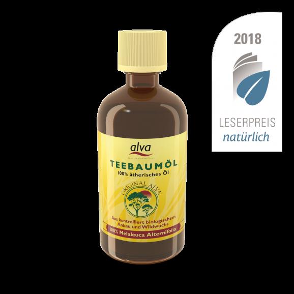 alva Teebaumöl, 100ml