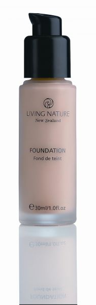 Living Nature FOUNDATION PURE BUFF, 30ml