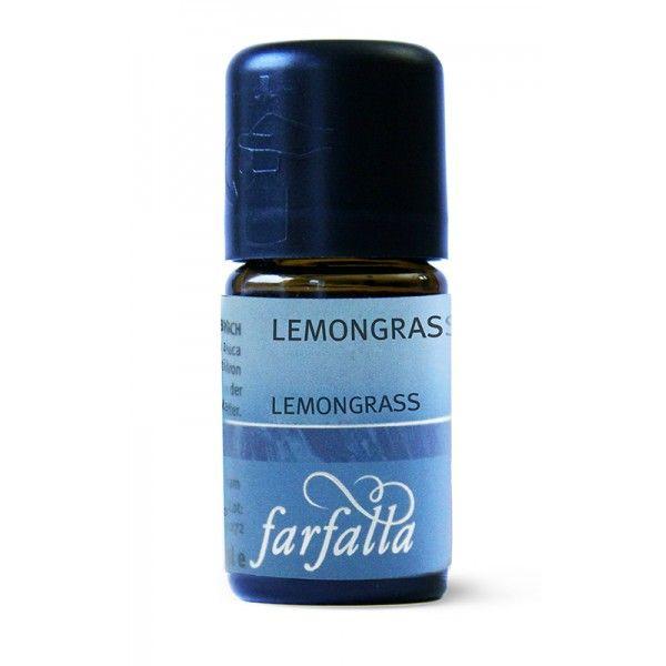 FARFALLA Lemongrass bio, 10ml