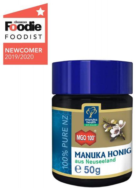 Manuka Health Manukahonig MGO 100+, verschiedene Größen