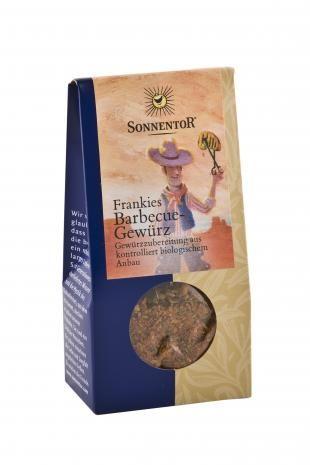 SONNENTOR Frankies Barbecue-Gewürz kbA, 35 g