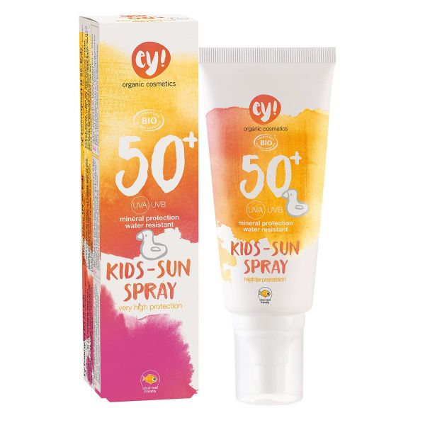 ey! Sonnenspray LSF 50+ Kids - 100ml