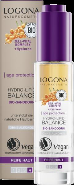 LOGONA Age Protection Hydro Lipid Balance, 30ml