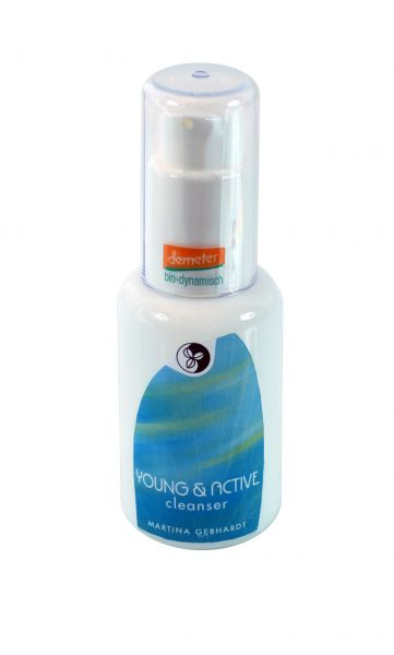 Martina Gebhardt YOUNG & ACTIVE Cleanser 30ml