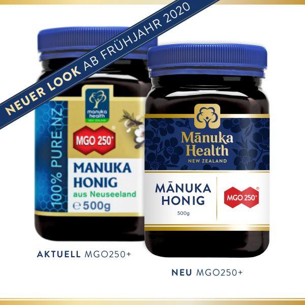 Manuka Health Manukahonig MGO 250+, 500g