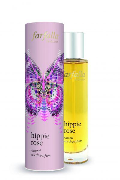FARFALLA hippie rose, Natural Eau de Parfum 50ml NEU!