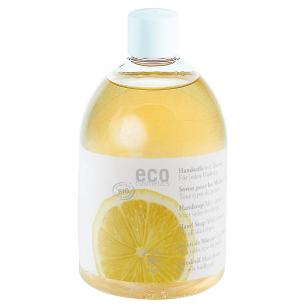 ECO Handseife mit Zitrone 500ml