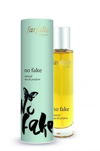 FARFALLA no fake, Natural Eau de Parfum 50ml NEU!
