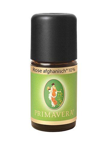PRIMAVERA Rose afghanisch* bio 10% 5ml