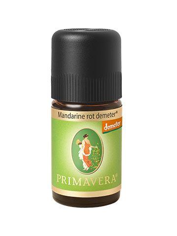 PRIMAVERA Mandarine rot demeter* 5 ml