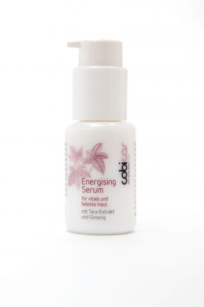 Cobicos ENERGISING SERUM: für sichtbar vitale, belebte Haut, 30ml