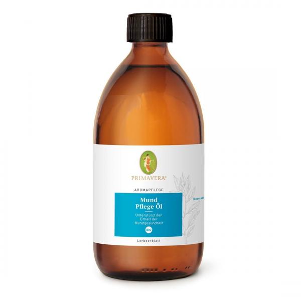 PRIMAVERA Aromapflege Mund Pflege Öl, 500ml