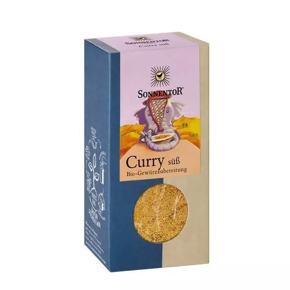SONNENTOR Curry süß kbA, 50g