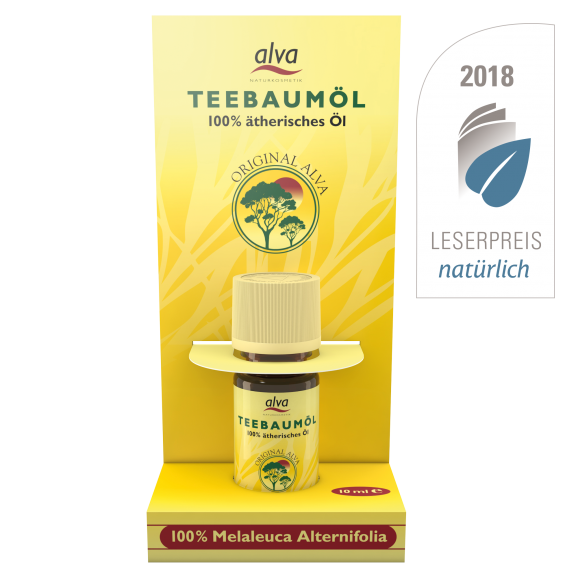alva Teebaumöl - im Blister, 10ml