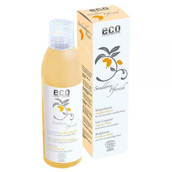ECO Körperlotion Sanddorn-Pfirsich 200ml