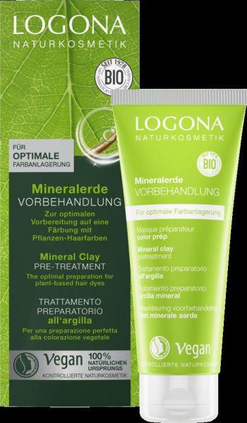 LOGONA Mineralerde Vorbehandlung, 100 ml