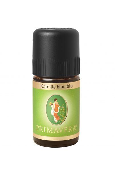 PRIMAVERA Kamille blau* bio, 5 ml