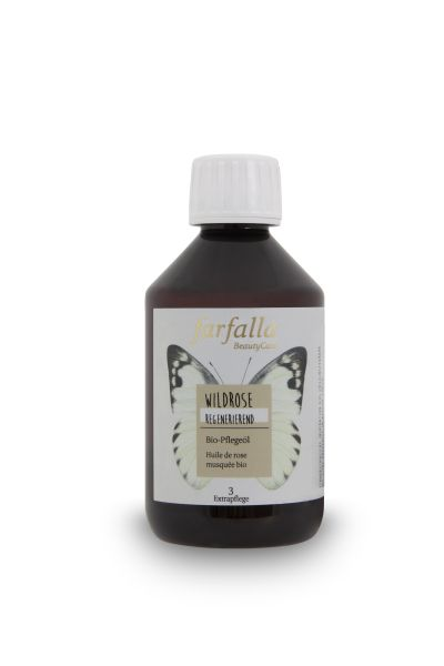 Farfalla Wildrose Bio-Pflegeöl, 250ml