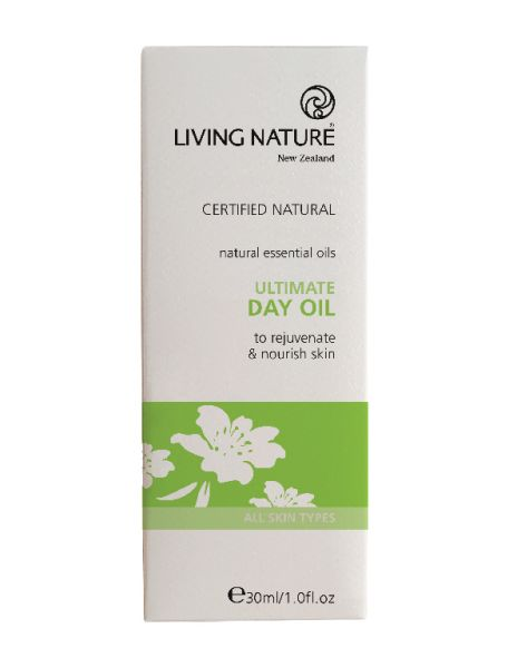 Living Nature Ultimate Day Oil ehemals: PURE SPIRIT Face Oil 30 ml