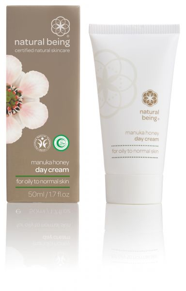 Living Nature NATURAL BEING Manukahoney Day Cream, 50ml