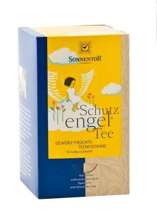 SONNENTOR Schutzengel-Tee kbA, Beutel 18x1,5g