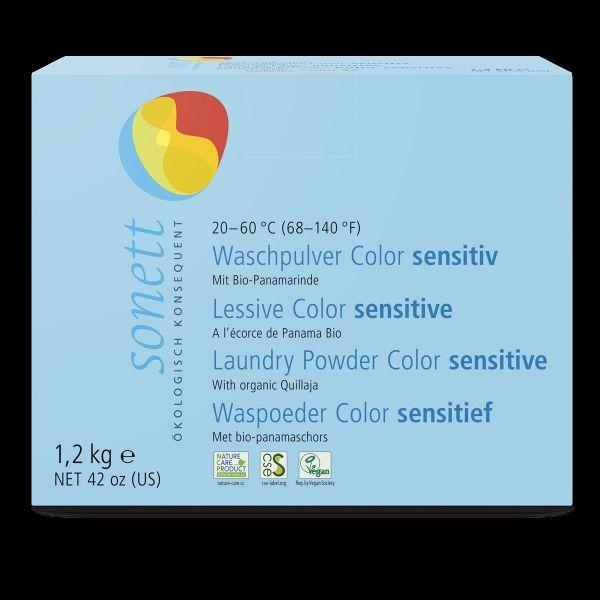 sonett Waschpulver Color Sensitiv 1,2KG