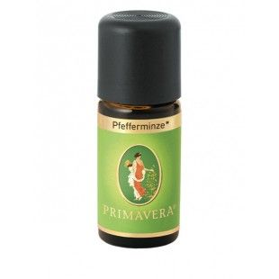 PRIMAVERA Pfefferminze* bio 10ml