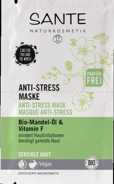 SANTE Anti-Stress Maske (sensible Haut) 2x4ml