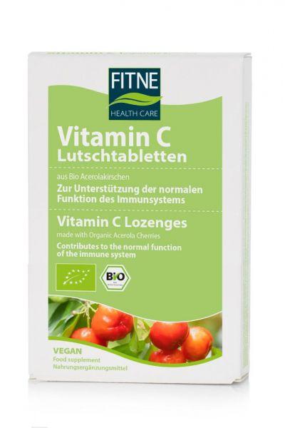 FITNE Vitamin C Lutschtabletten, 20 Stk.