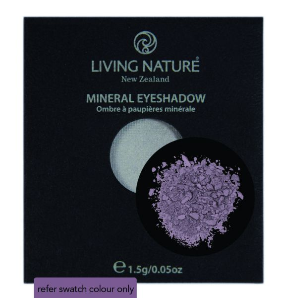 Living Nature EYE SHADOW MIST lila, 1,5g