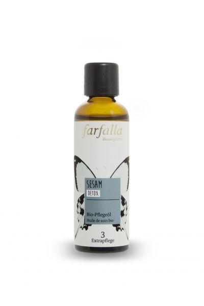 Farfalla Sesam Bio-Pflegeöl, 75ml