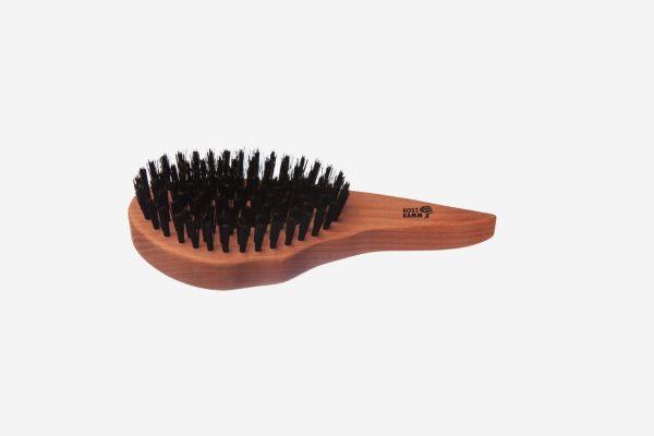 KOST KAMM Haarpflegebürste, Tropfenform, Birnbaum gewachst