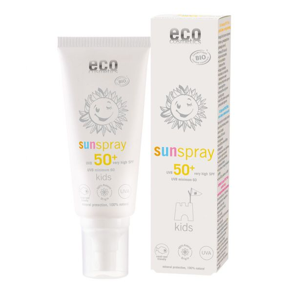 ECO Kids Sonnenspray LSF 50+ 100 ml