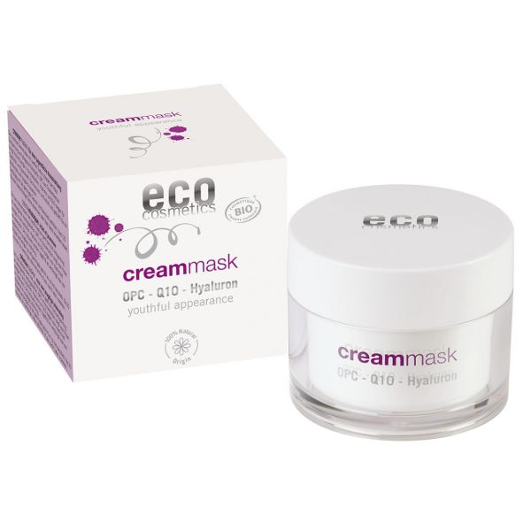 ECO Crememaske mit OPC, Q10 und Hyaluron 50ml